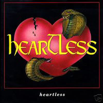 Heartless - Heartless